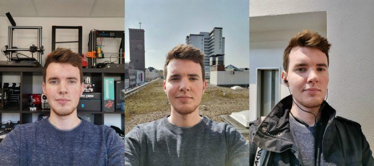 Huawei P30 Pro Selfies