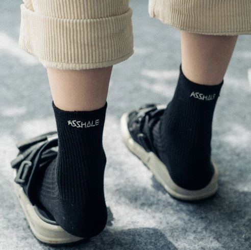 Leuchtende Socken 2