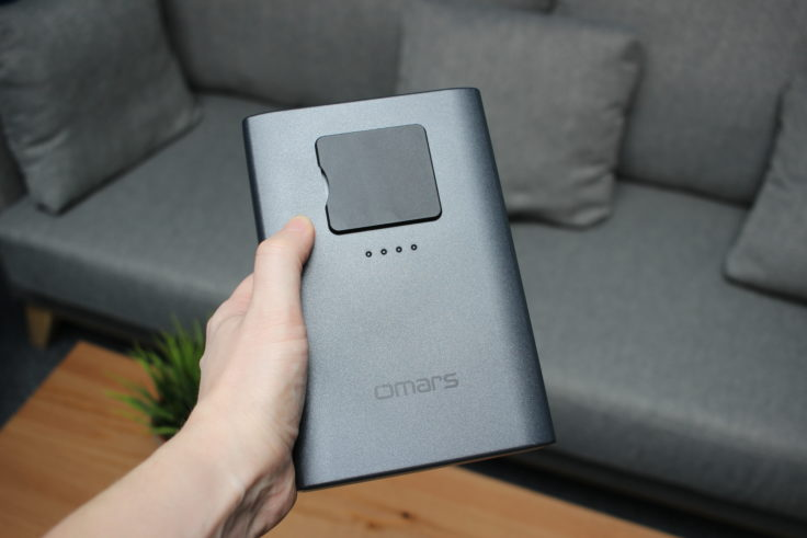 OMARS 40200 Powerbank