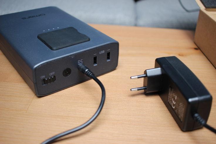OMARS 40200 Powerbank DC in (2)