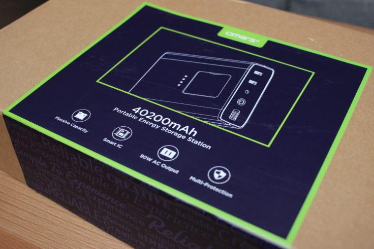 OMARS 40200 Powerbank Verpackung (1)