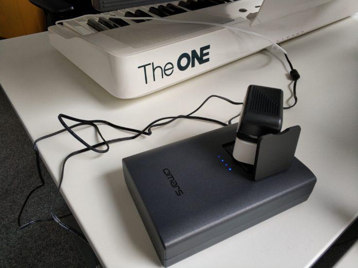 Omars 40200 mAh Powerbank Keyboard
