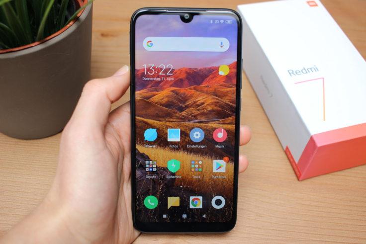 Redmi 7 Smartphone
