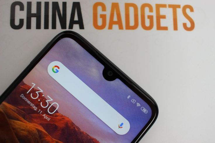 Redmi 7 Smartphone Notch