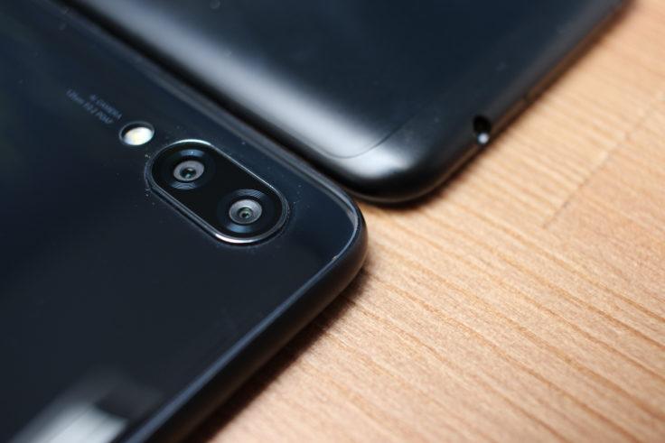 Redmi 7 Smartphone Verarbeitung