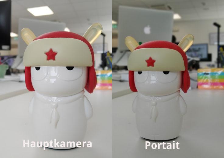 Redmi 7 Testfoto Hauptkamera Objekt Portrait Vergleich