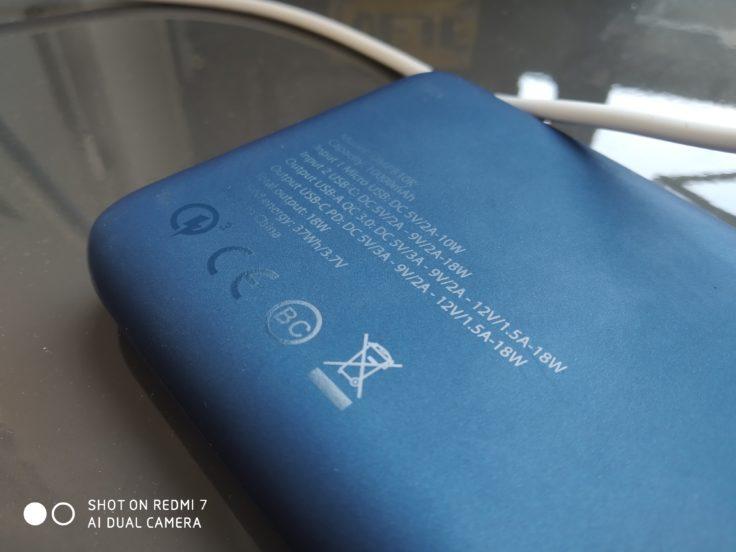 Redmi 7 Testfoto Hauptkamera nah