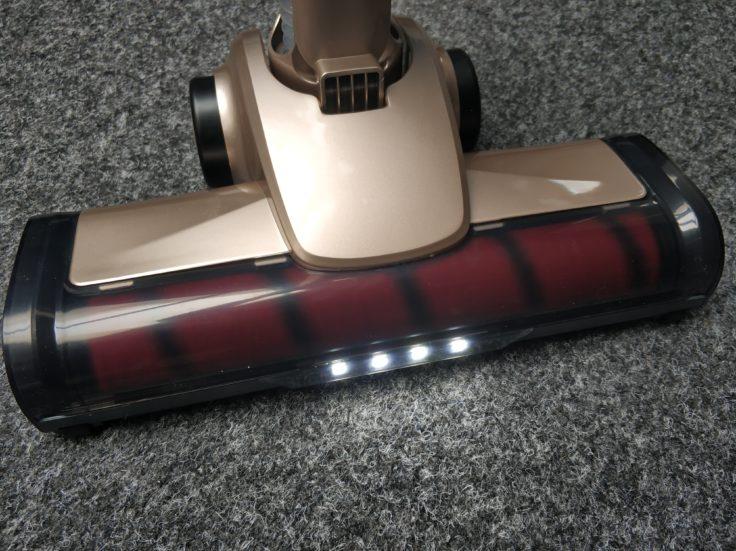 TINTONLIFE VC812 Akkustaubsauger LED-Lichter
