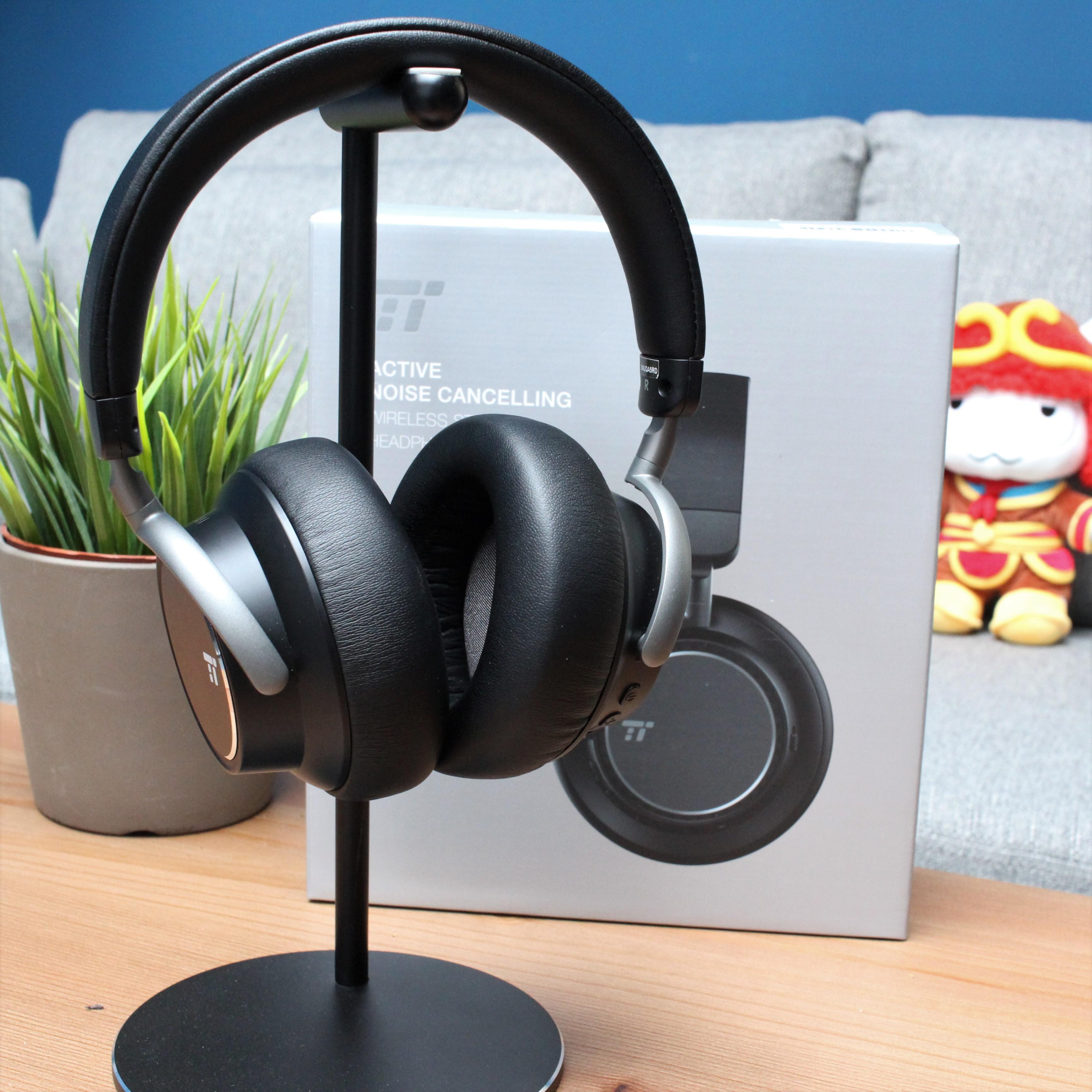 85e3ef26259 Im Test: TaoTronics TT-BH046 Hybrid-ANC Bluetooth Kopfhörer für 89,99€
