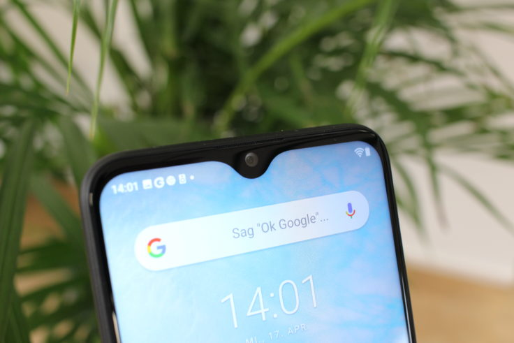 UMIDIGI F1 Smartphone Display Notch