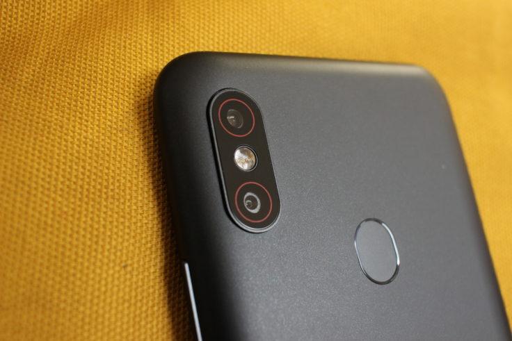 UMIDIGI F1 Smartphone Kamera
