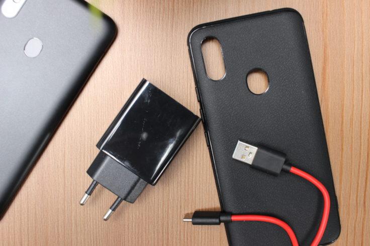 UMIDIGI F1 Smartphone Lieferumfang