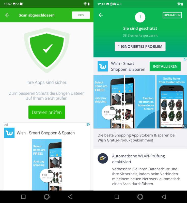 UMIDIGI F1 Smartphone Viren Software