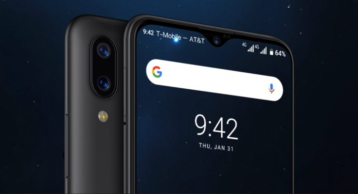 UMIDIGI Power Waterdrop-Notch
