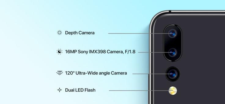 Umidigi A5 Pro Kameras