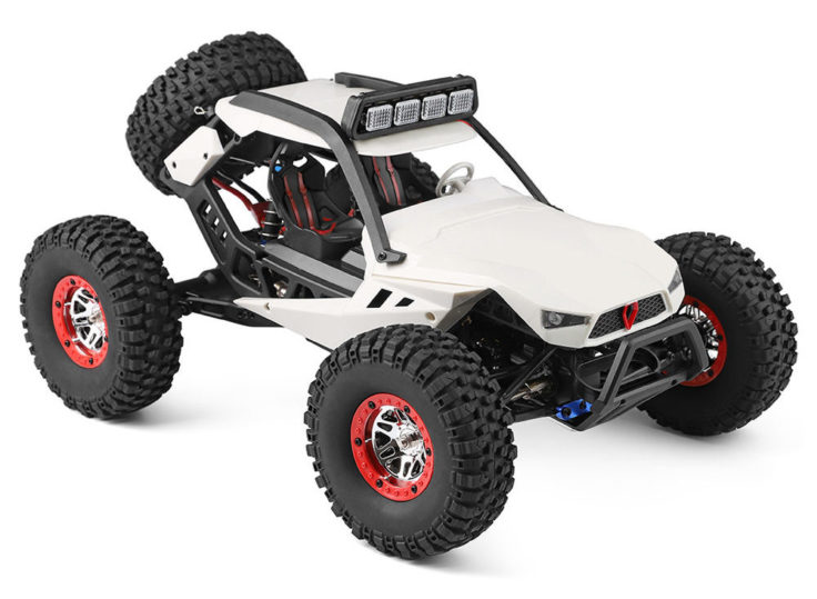 WLtoys 12429 RC Car (1)