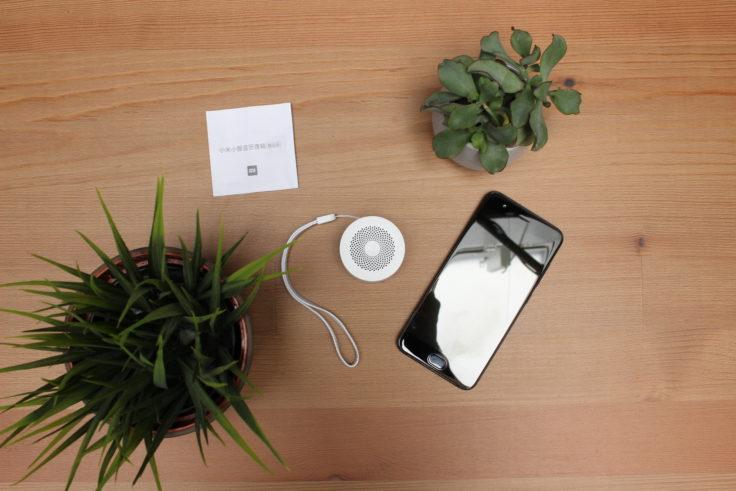 Xiaomi Mini AI Bluetooth Speaker Totale