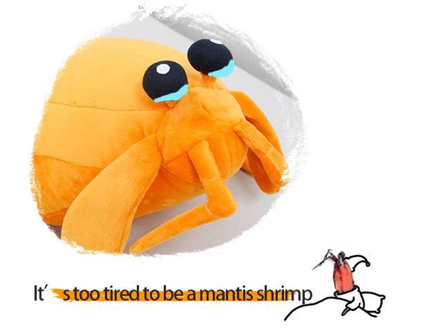 Mächtiger Shrimp Ende traurig