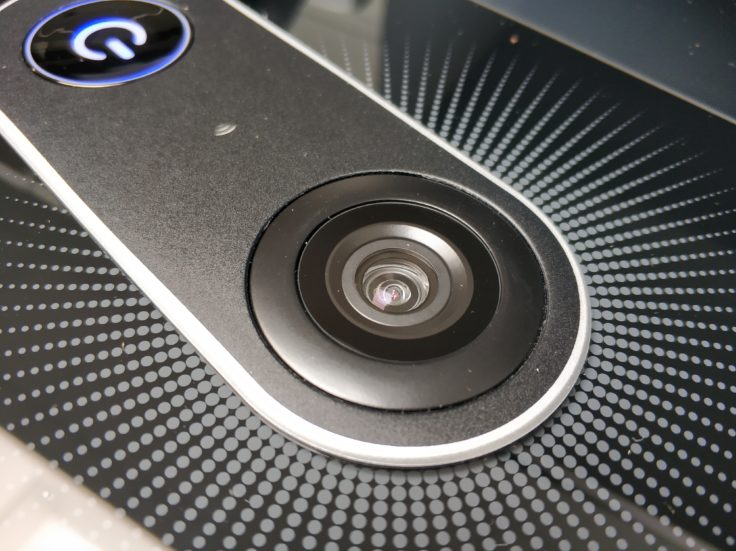 Amarey A900 Saugroboter Kameranavigation