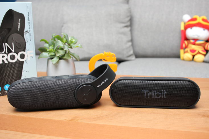 Anker Soundcore Icon Vergleich Tribit XSound Go