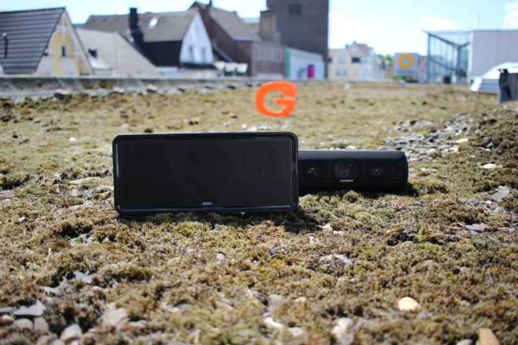 Anker Soundcore Motion+ vs. DOSS Soundbox XL