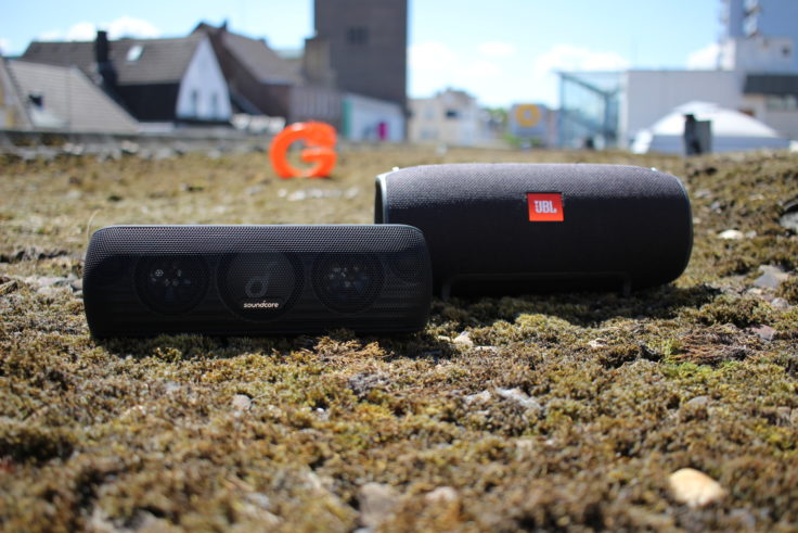 Anker Soundcore Motion+ vs. JBL Xtreme