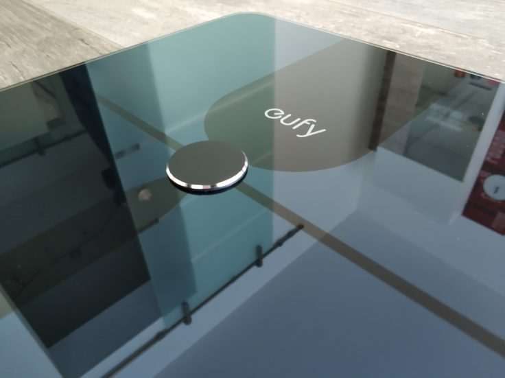Anker eufy Smart Scale P1 Personenwaage Optik