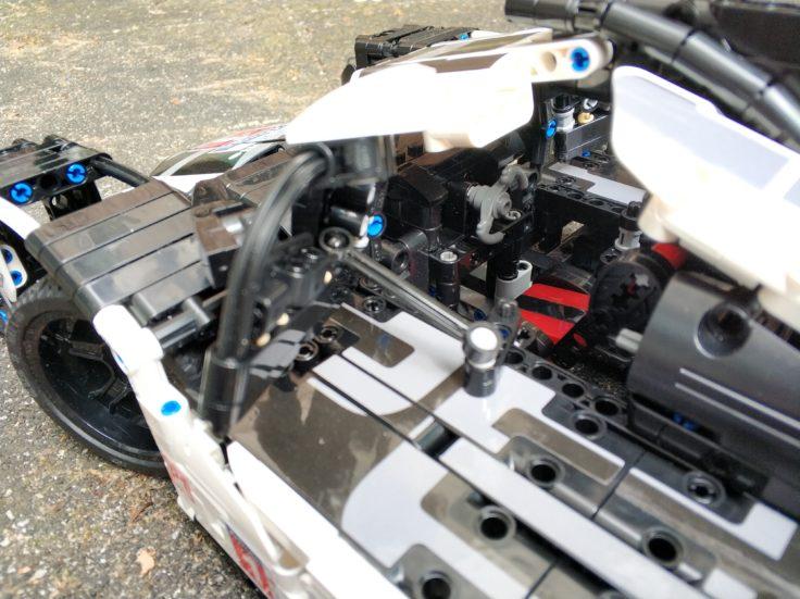 CaDA 919 Sports Car Fahrerkabine (2)