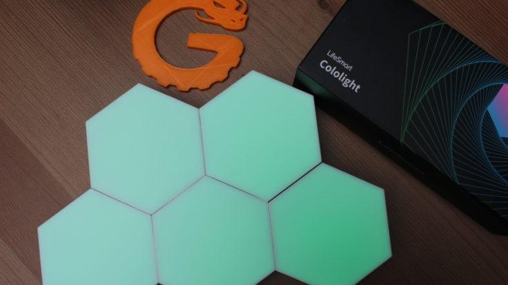 Cololight LED-Lichter: Verbindungsaufbau mit der App