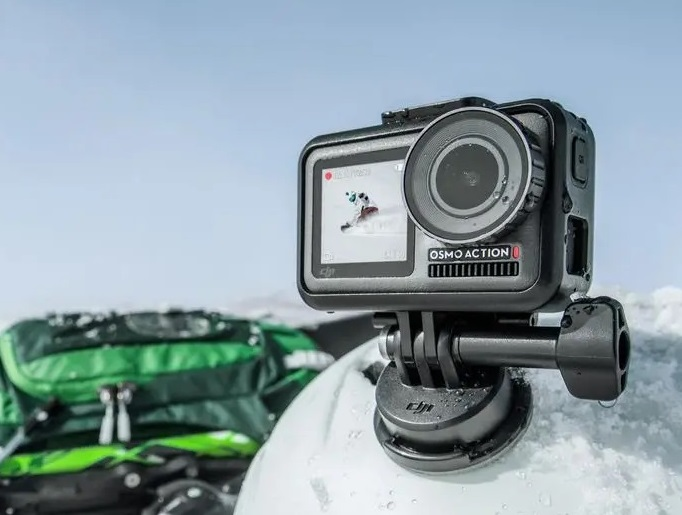 DJI OSMO Action Actioncam