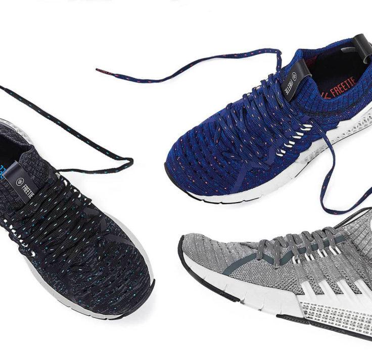 FREETIE 3D Sneaker Farben