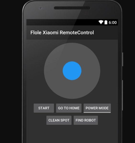 FloleVac App