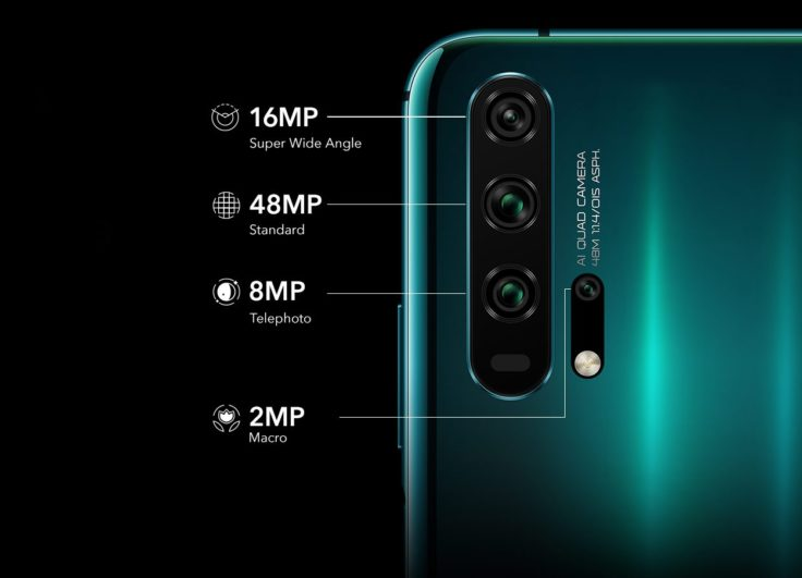 Honor 20 Pro Kamera