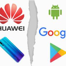 Huawei Google Zusammenarbeit