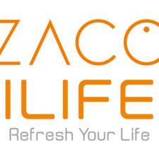 ILIFE ZACO Logo Änderung