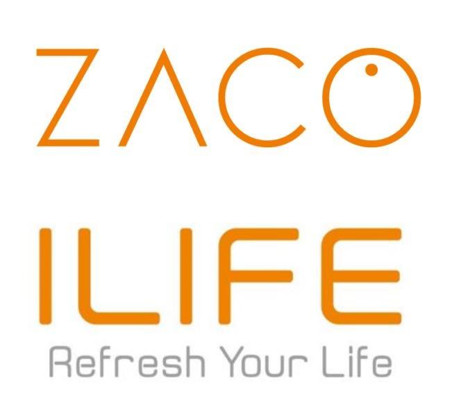 ILIFE wird zu ZACO