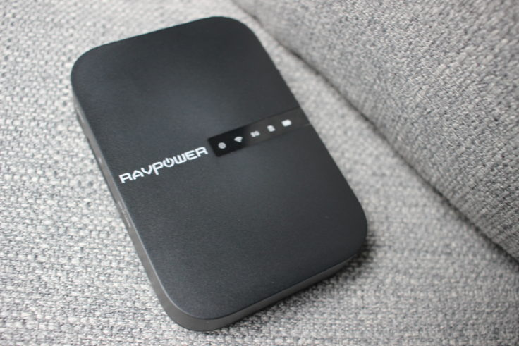 Dieser Router von RAVPower ist für seine Größe ein echter Riese in Sachen Leistung.