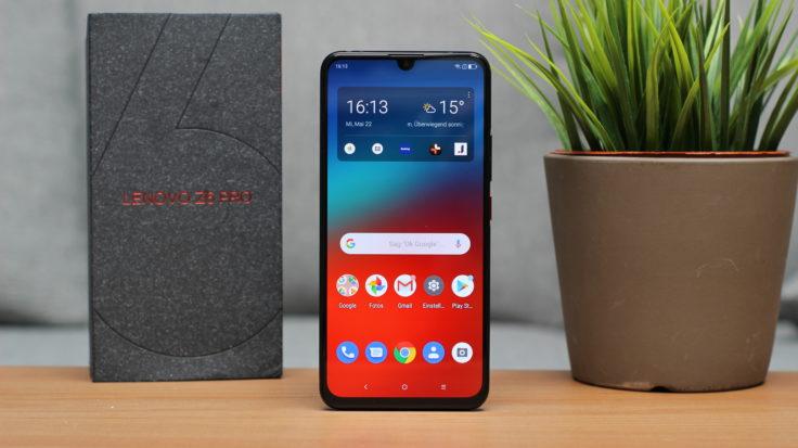 Lenovo Z6 Pro Smartphone