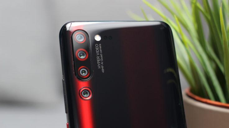Lenovo Z6 Pro Smartphone Kamera