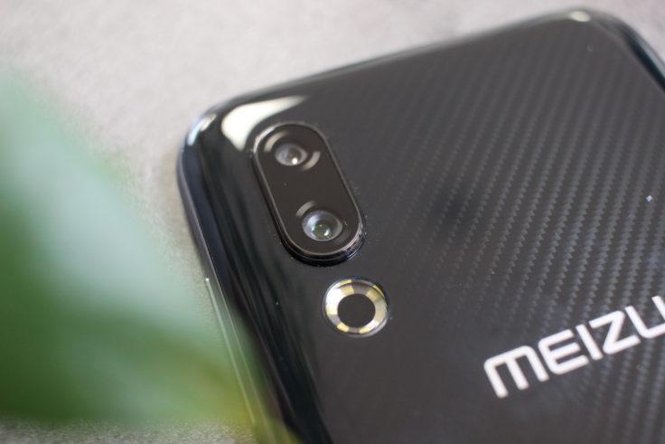 Meizu 16S Kamera