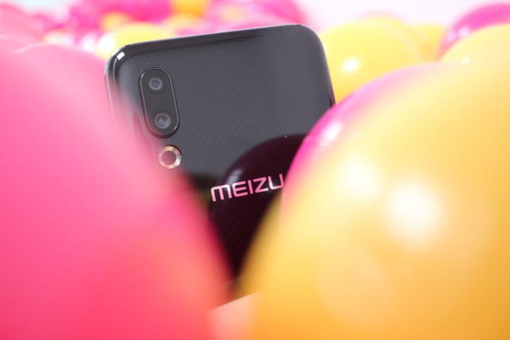 Meizu 16S Meizu Logo