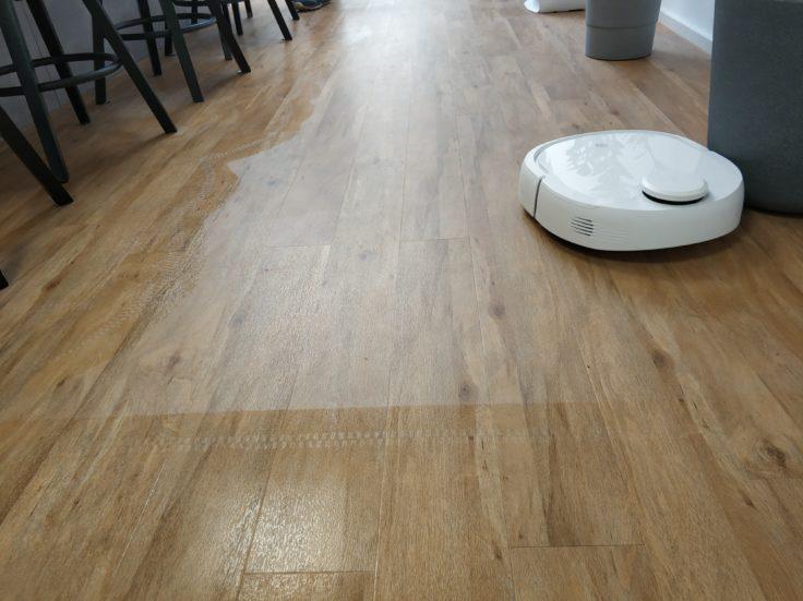 Narwal Robotics Saugroboter Wischfunktion Arbeitsweise Reinigung