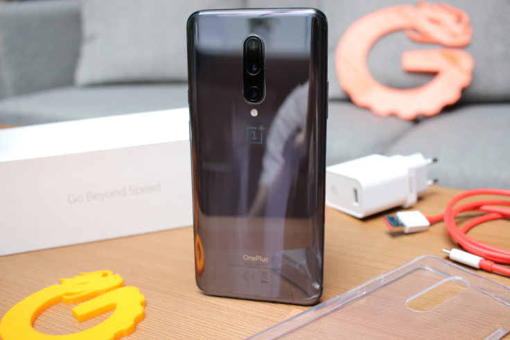 OnePlus 7 Pro Lieferumfang