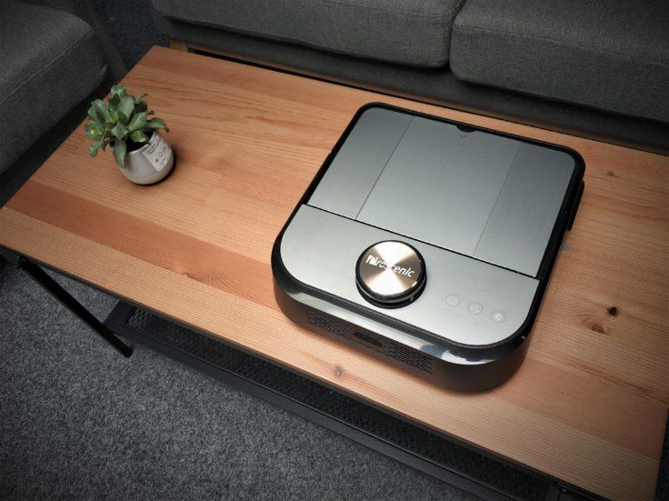 Proscenic D550 Saugroboter Design