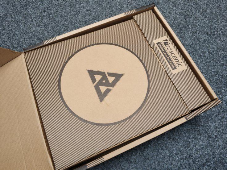 Proscenic D550 Saugroboter Verpackung