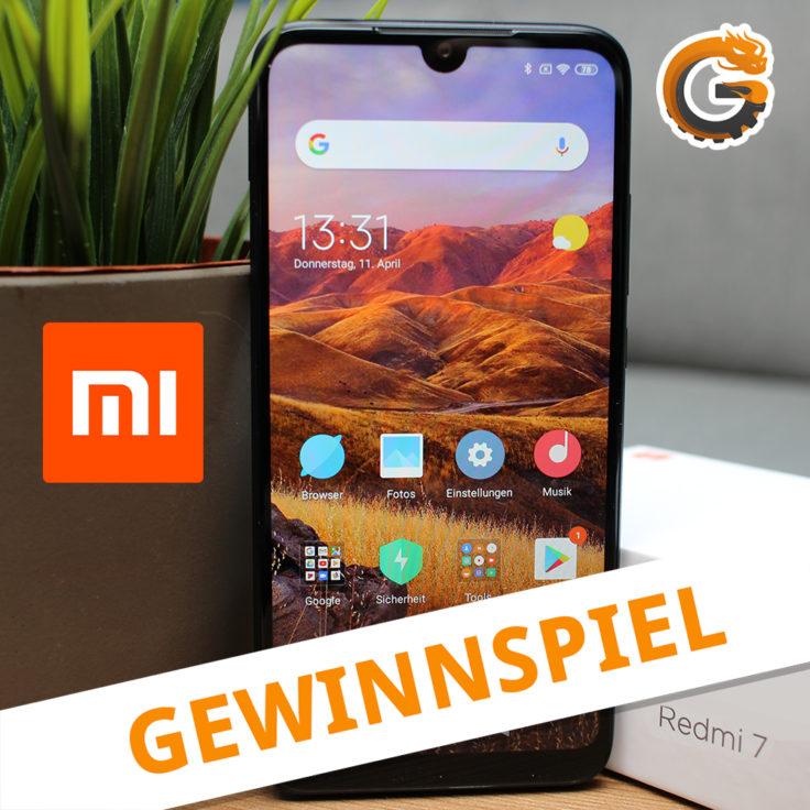 Redmi 7 Smartphone Gewinnspiel