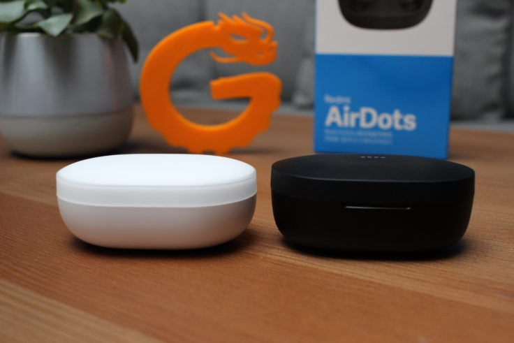 Redmi Airdots und Xiaomi Airdots Ladebox