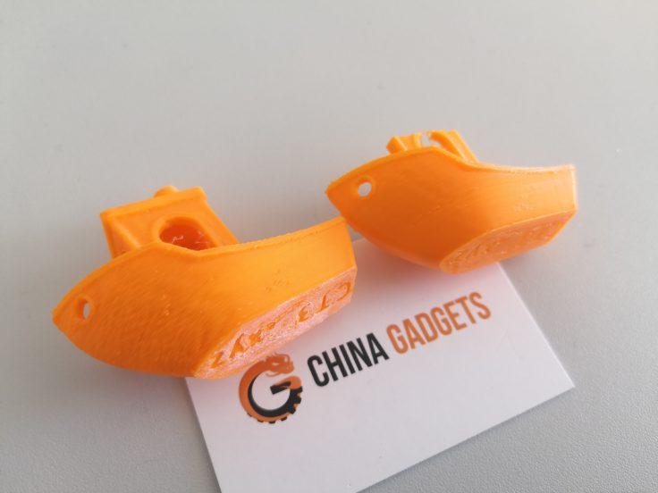 Tevo Flash 3D-Drucker: Benchy-Vergleich
