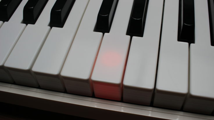 TheOne Smart-Keyboard: LED