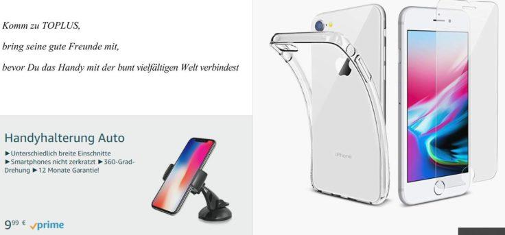 Toplus Amazon Smartphones